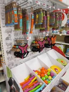store display Polka Dog Bakery at Target