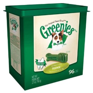 Greenies Dental Chews for Dogs on Sale!