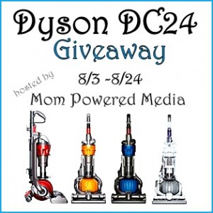 Dyson Giveaway Event