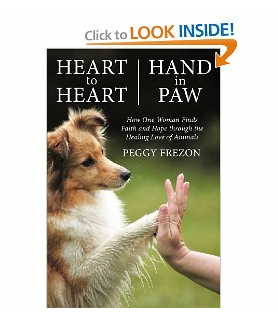 Heart to Heart Hand in Paw