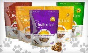 Fruitables Dog Treats