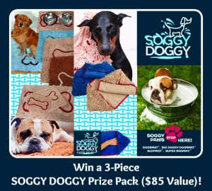 Soggy Doggy Giveaway
