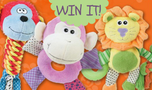 Toys R Us Dog Toys Giveaway
