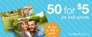 Walgreens photo deals june