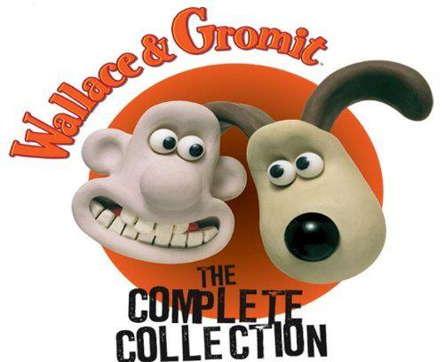 Wallace and Gromit 4-episode bundle $1.99 today only