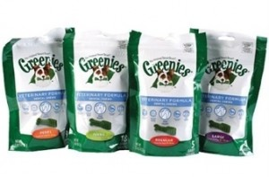 Greenies Veterinary Formula chews for dogs