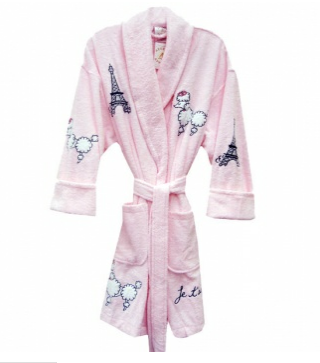 fifi in paris poodle robe