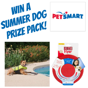 summer dog prize pack