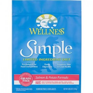 Wellness Dog Food Printable Coupon, blue bag of wellness dog food with limited ingredients