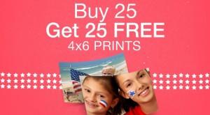 25 FREE Prints at Walgreens