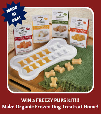 Freezy Pups Kit Giveaway