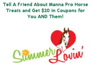 Manna Pro Horse Treats Coupons