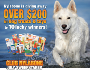 Nylabone Giveaway