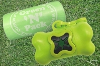 free dispenser for dog poop bags