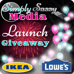 Lowes and Ikea Gift Card Giveaway!