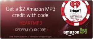 Free Amazon MP3 Code