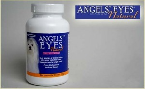 Angels' Eyes Natural Tear Stain Remover for Dogs