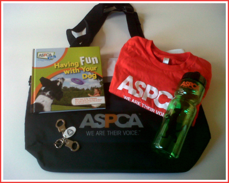 ASPCA Kids Prize Pack