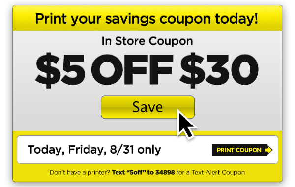 Dollar General Printable Coupon