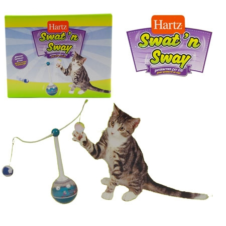 Hartz Swat n Sway Cat Toy