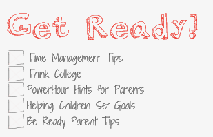 FREE Parent Tip Sheets for Back to School