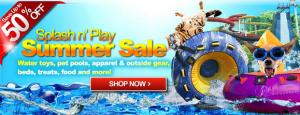 Pet Food Direct Summer Sale and Pet Deals