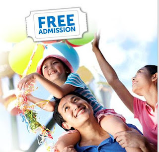 Scott Free Family Admission Pass
