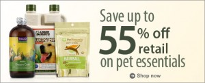 Vitacost Pet Sale