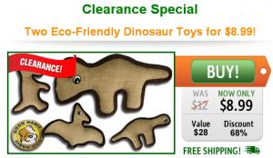 doggyloot clearance deal