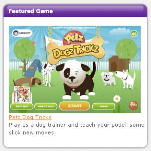 free games for kids at ASPCA
