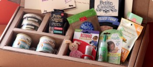 display of items in the Pawalla Box for cats
