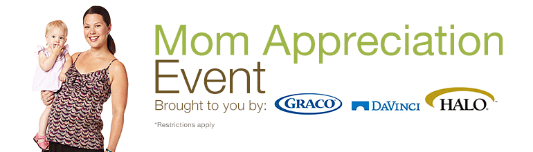 Amazon Mom Appreciation Event