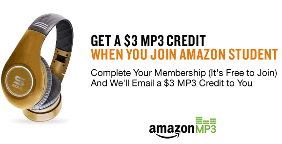 free amazon prime, amazon mp3, amazon credit, free shipping at amazon