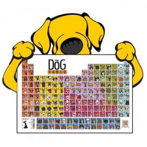 Dog Table of Periodic EleMUTTS