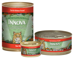 Free Innova Cat Food with Printable Coupon