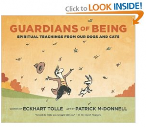 Guardians of Being words by Eckhart Tolle drawings by Patrick McDonnell