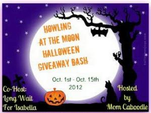 halloween, giveaway, howling, moon