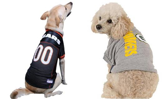 PETching NFL Dog Shirt Deal, nfl, jersey, dog, shirt