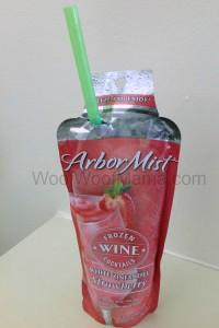 arbor mist with straw