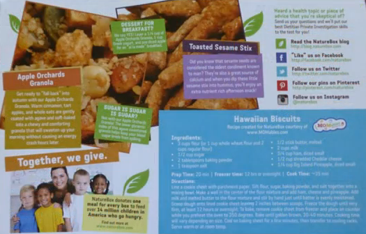back of naturebox card