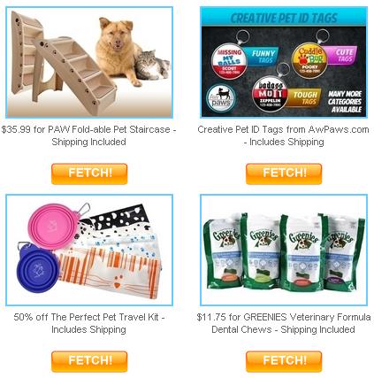 pet deals, dogs, cats, greenies, pet bowls, toys, tags