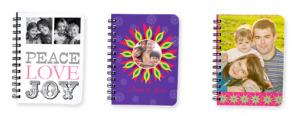 cute notebooks, spiral notebooks, stocking stuffers