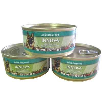 innova dog food coupon, free can of innova