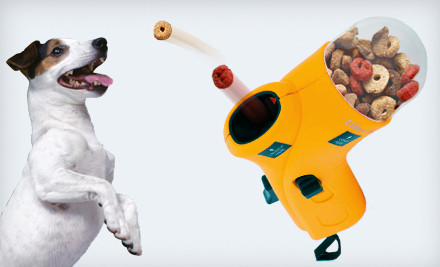 Unique Petz Treat Launcher
