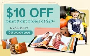 $10 off photo gifts walgreens promo code