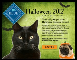 Blue Buffalo Pet Food Giveaway