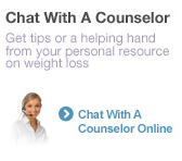 Chat with Nutrisystem counselor