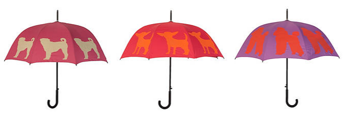 Cute Dog Umbrellas