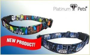 Darth Vader Star Wars Dog Collars