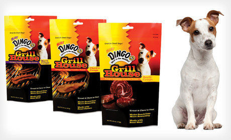Dingo Dog Treats Deal